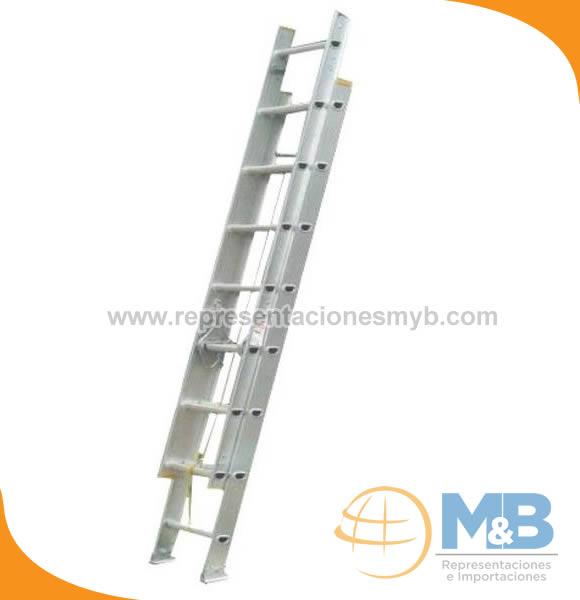 Escaleras de aluminio telescopicas de extensi n tipo for Tipos de escaleras de aluminio