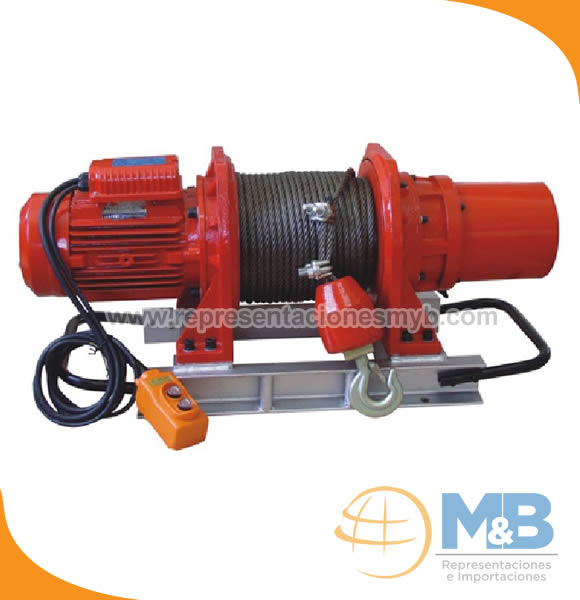 Winches Electricos